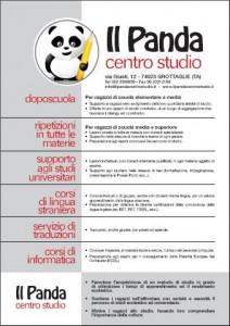 Il Panda Centro Studio - Locandina